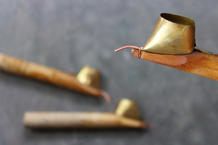 Canting - narzędzie do nakładania wosku